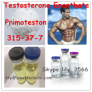 Anabolic Steroid Hormone Sex Product Primoteston Testosterone Enanthate for Bodybuilding pictures & photos