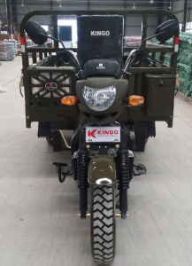 Chongqing Manufacture Supplier Tricycle Motorcycle pictures & photos