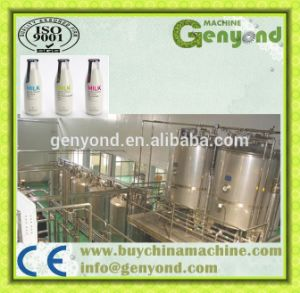 Top Quality Automatic Cow Milk Process Plant pictures & photos