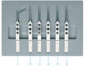 Syx6a Forceps Set for Micro Surgery pictures & photos