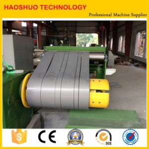 Silicon Steel Slitting Line for Transformer Lamination Stacking pictures & photos