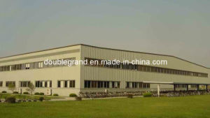 Hot DIP Galvanizing/Painting Steel Structure Workshop pictures & photos