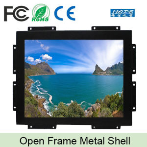 "Metal Case 15"" Inch LCD Touch Open Frame Monitor pictures & photos"