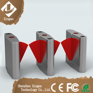 Security Bridge Type Speed Gate Ce Approved Flap Barrier pictures & photos