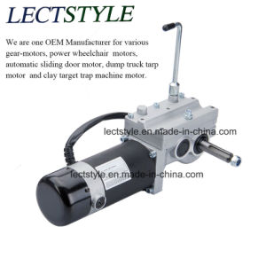 Storm Series Left Right Electric Wheelchair Motor pictures & photos