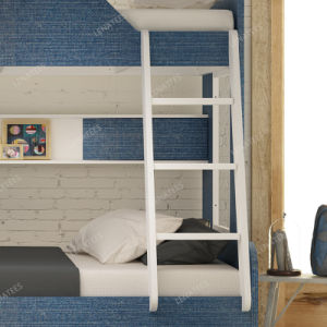 dB-401 Heavy Duty Europe Standard Kids Bunk Bed pictures & photos