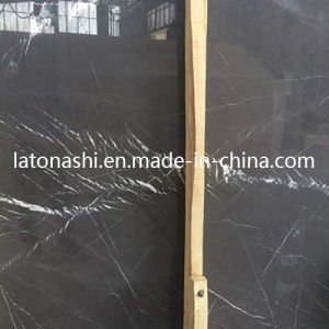 Cheap Polished Natural Grey Marble for Floor or Wall Cladding pictures & photos