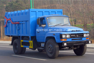 4X2 Sealed Type Dumper Garbage Truck
