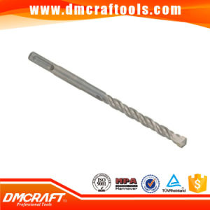 Ground Flute Carbide Tip Sand Blasted SDS Drill Bit pictures & photos