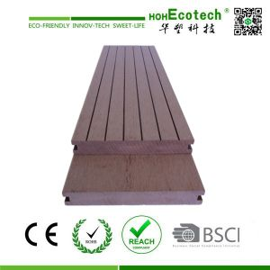 Outdoor Wood Plastic Composite Flooring pictures & photos