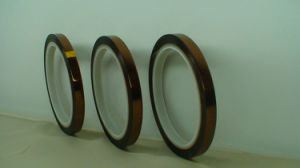 High Temperature Double Side Polyimide Insulation Tape pictures & photos