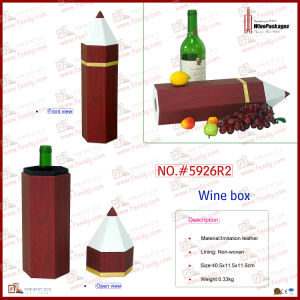 Design Pencil Shaped Different Types Gift Packaging Box pictures & photos
