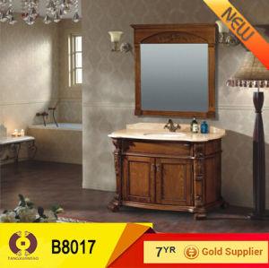 Hot Sale Bathroom Furniture Sanitary Ware Bathroom Vanity (B8039) pictures & photos