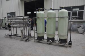 2000lph Reverse Osmosis Industrial Water Treatment pictures & photos