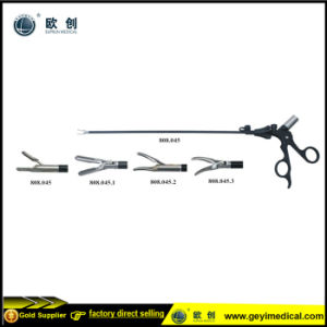 Laparoscopic Bipolar Forceps with CE Cerficate pictures & photos