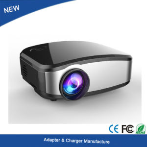 Portable Mini Home Cinema LED Meida Projector HDMI/VGA/USB/AV/SD Pocket Projector pictures & photos