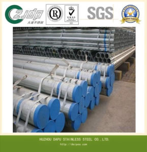 Supply Decorative Stainless Steel Welded Pipe pictures & photos