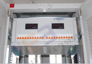 """IP20 19"""" Electrical Cabinet with Wiring Cable Tray pictures & photos"""