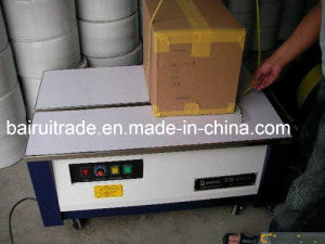 Semi-Auto Cartons Strapping Machine for Export pictures & photos