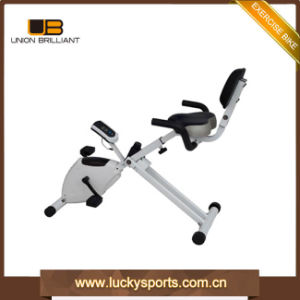 Fitness New Exercise Home Use Mini Magnetic X-Bike pictures & photos