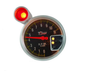 "5"" (127mm) Tachometer (4 in 1) for Single Color LED Tachometer (8100SBCL) pictures & photos"
