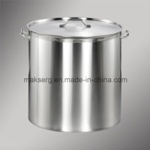 FDA Stainless Steel Brew Kettle Milk Kettle pictures & photos
