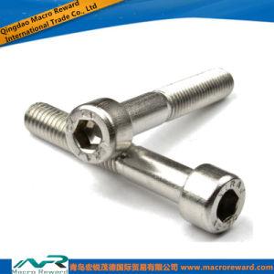 DIN GB ASTM Steel Hex Socket Countersunk Head Cap Screw pictures & photos