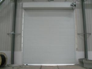 Aluminum Rolling Door for Warehouse