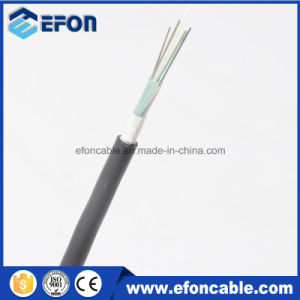 Aerial Furukawa G657A1 G652D 24 48 144 Core Fiber Optic Cable pictures & photos