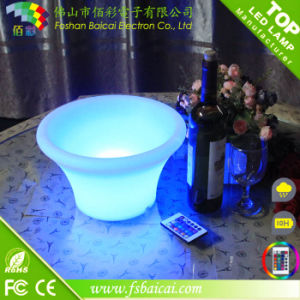 LED Light Fruit Saucer Bcr-916A pictures & photos