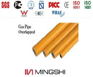 PE-Al-PE Gas Pipes with Overlapped pictures & photos