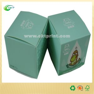 Printed Paper Box with Custom Design (CKT-CB-384)