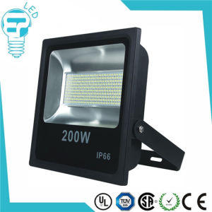 Good Heat Conduction Plant 200watt Outdoor Lighting SMD LED Floodlight pictures & photos