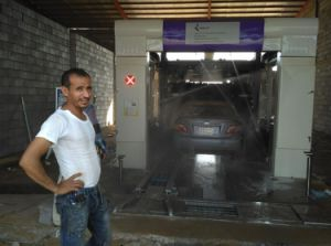 Automatic Tunnel Type Car Wash Machine with Nine Brushes pictures & photos