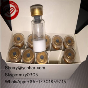 Hexarelin Hex 2mg /Vial Human Hormone 140703-51-1 Lyophilized Polypeptide pictures & photos