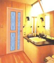PVC Door (FOL-802)
