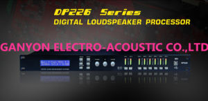 Dp226 High Quality 2 Input 6 Output Digital Loudspeaker Processor pictures & photos