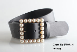 2018 Fashion Woman′s PU Belts (F7071H) pictures & photos