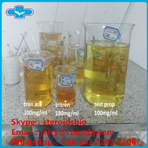 Semimade Steroid Solution Tri Deca 300mg/Ml with Disgusie Package pictures & photos