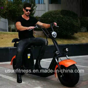 Cheap Electric Scooter Motorcycle for Adult pictures & photos