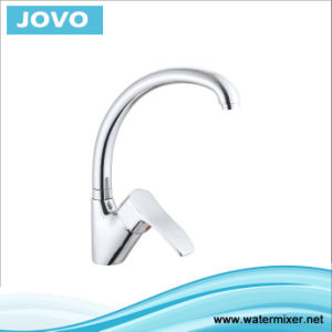 Sanitary Ware Nice Design Single Handle Kitchen Mixer&Faucet Jv73108 pictures & photos