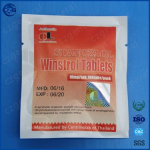 10418-03-8 Bodybuilding Oral Steroid Tablets Winstrol pictures & photos