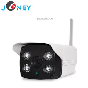 China Hot Sell Built in 45dB Microphone Bullet IP WiFi Camera pictures & photos