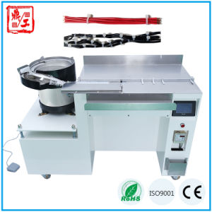 Semi-Automatic Cable Bundling and Tying Machine Dg-350n pictures & photos