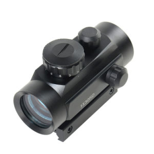 Tactical 1X30 R&G DOT Sight Scope W/10mm-20mmweaver Mount pictures & photos