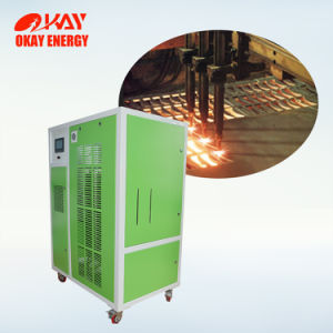 Oxyhydrogen Cutting Machine High Efficiency Hho Flame CNC Metal Cutting Machine pictures & photos