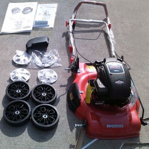 """17"""" Self Propelled Lawn Mower with 140cc Engine pictures & photos"""