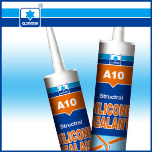 Water-Proof Acid RTV Silicone Sealant for Big Glass pictures & photos