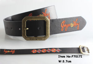 2018 Fashion PU Belts for Ladies (F7017I) pictures & photos