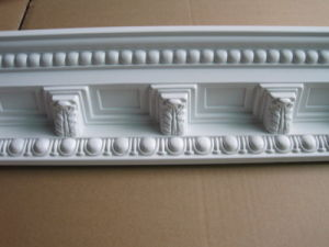 Sunny PU Polyurethane Foam Cornice Moulding pictures & photos